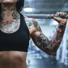 Muscle and strength, size vs strength, strength training, hypertrophy training, getting stronger but not bigger, natural bodybuilding